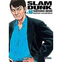 Slam Dunk 16 - Edición Kanzenban (Slam Dunk Kanzenban)