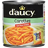 d'aucy Carottes Extra Fines 400 g -