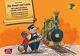 Jim Knopf und Lukas der Lokomotivführer machen einen Ausflug. Kamishibai Bildkartenset.: Entdecken - Erzählen - Begreifen: Bilderbuchgeschichten (Bilderbuchgeschichten für unser Erzähltheater)