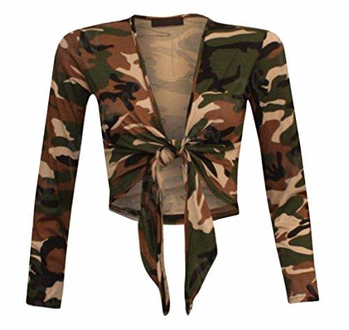 FK Styles -  Coprispalle  - Donna Verde militare