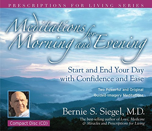 Meditations for Morning and Evening (Prescriptions for Living)