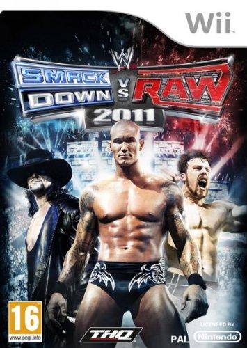 WWE Smackdown vs Raw 2011 [Spanisch Import] (Wwe 2011 Vs Raw)