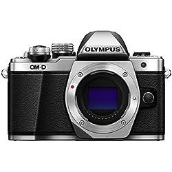 Olympus OM-D E-M10 MARK II Appareil Photo Numérique 17.2 Mpix - Argent