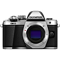 "Olympus E-M10 Mark-II - Cámara Evil de 16.1 MP (Pantalla 3"", estabilizador óptico, vídeo Full HD, WiFi) Color Plata"