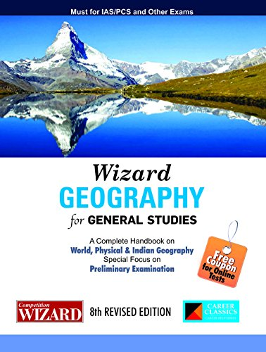 Geography for General Studies (Eighth Edition, 2016)