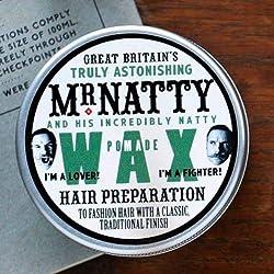 Mr Natty Natty's Pomade Wax Hair Preparation by Mr. Natty