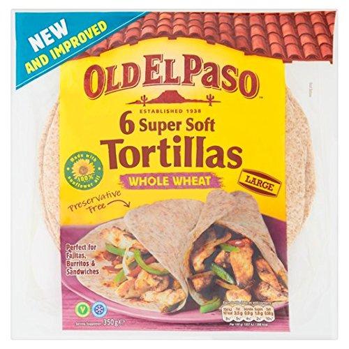 old-el-paso-vollkorn-6-tortillas-350g