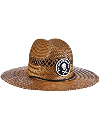 Volcom Hay There A stohhut Marron Chapeau
