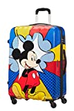 Disney Disney Legends - Spinner 75/28 Alfatwist Bagaglio a mano, 75 cm, 88 liters, Multicolore (Mickey Flash Pop)