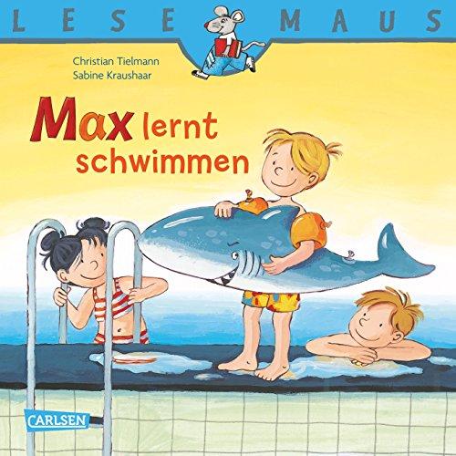 LESEMAUS: Max lernt schwimmen