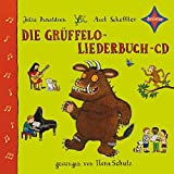 Die Grüffelo-Liederbuch-CD: Sängerin: Ilona Schulz, 1 CD, Digipack. Laufzeit ca. 40 Min.