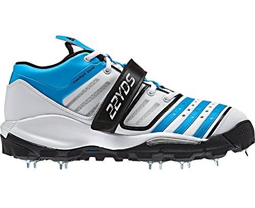 Adidas Twenty2Yds Mid IV Cricket Stiefel Blau
