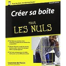 Créer sa boîte pour les Nuls, 3ème édition