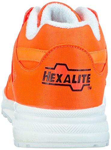 Reebok - Ventilator Day Glo, Sneakers da donna Arancione (solar orange/white/black)