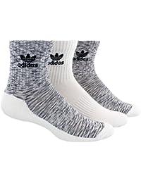 adidas quarter socks. adidas men\u0027s originals cushioned quarter socks (3-pack)