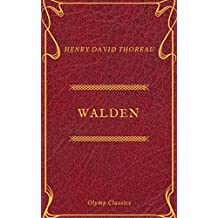 Walden (Olymp Classics) (English Edition)