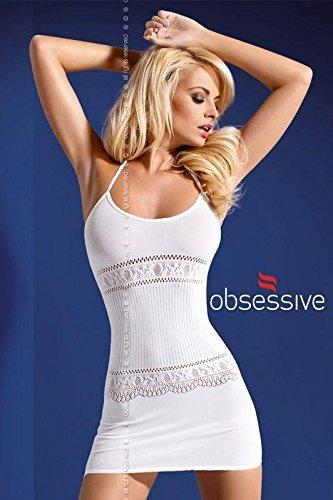 Obsessive Kleid Weiß Normal