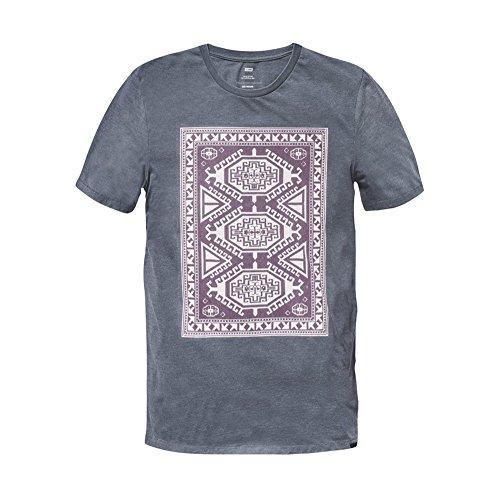 Globe -  T-shirt - Maniche corte  - Uomo Slate Grey Marle M