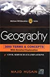Geography: 3000 Terms & Concepts (Old Edition)