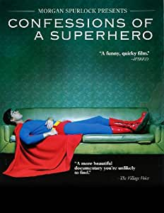 Confessions of a Superhero [DVD] [2007]