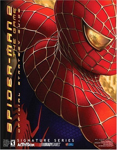 Spider Man 2: The Game Official Strategy Guide by Doug Walsh (24-Jun-2004) Paperback