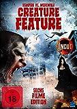 Vampire vs. Werewolf - Creature Feature - 6 auf 2 [2 DVDs]