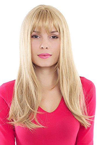 peluca-wig-rubio-claro-con-mechas-liso-flequillo-gfw88-24b-60cms