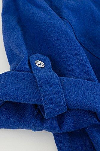 GINA LAURA - Blouson - Femme XX-Large Bleu