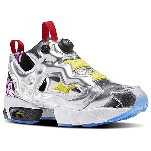 Reebok Sneakers InstaPump Fury Og Villain Pack Silber plateado