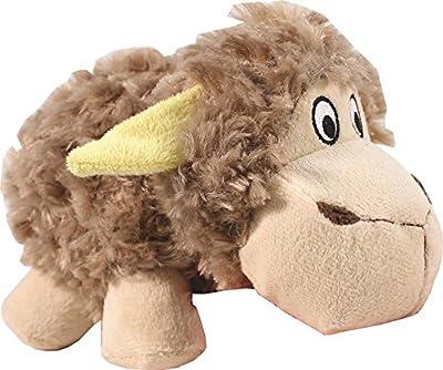 KONG Barnyard Cruncheez Sheep Dog Toy