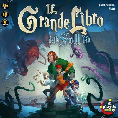 Uplay gldf-Juegos il Grande Libro La Follia