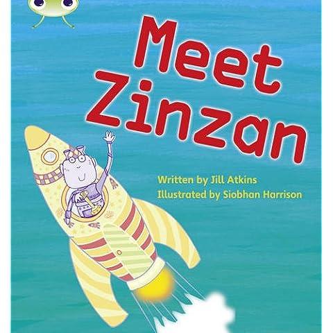 Meet Zinzan (Phonics Bug)