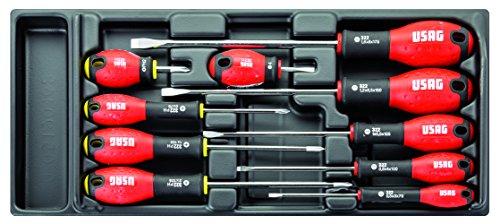 USAG 519/322H Werkzeugsortiment (10-teilig) U05190772