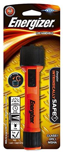 2aa Energizer (Energizer Taschenlampe Atex (2xAA, 65 Lumen, 140m Reichweite, wetterfest IPX 7))