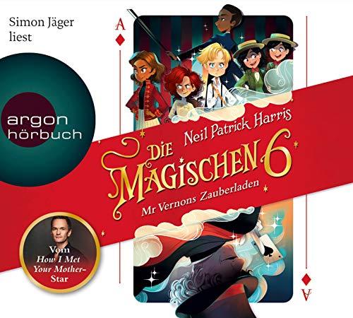 Die magischen Sechs - Mr Vernons Zauberladen (Dvds Kinder Für Barney)
