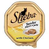 Sheba Bröckchen Huhn in Gelee 100 g