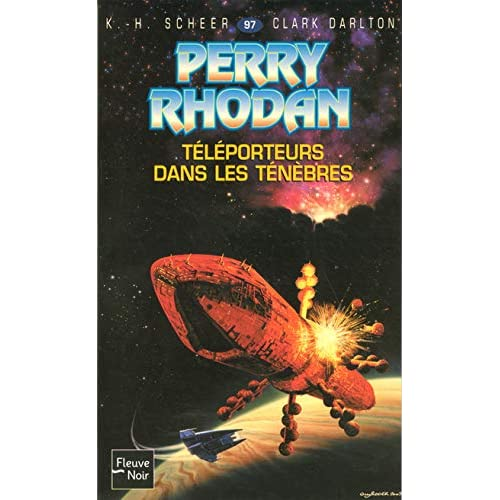 PERRY RHODAN N97 TELEPORTEURS