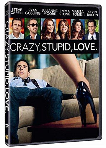 Crazy Stupid Love (Import Dvd) (2012) Steve Carell; Ryan Gosling; Julianne Moo
