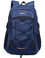 db284b90a4 Zaino da Trekking Sport All'aperto Laptop Scuola Viaggi Arrampicata  Campeggio Grande capacità Zaino Impermeabile