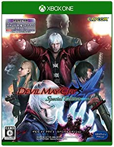 Devil May Cry 4 Special Edition - Standard Edition [Xbox One] import japon