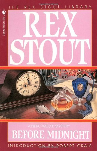 Before Midnight (Nero Wolfe Mysteries (Paperback)) (Crime Line)