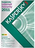 Kaspersky Internet Security 2011, 1 PC, 1 Year Subscription (PC)