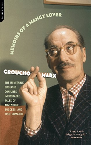 Memoirs Of A Mangy Lover por Groucho Marx