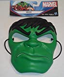 #5: Marvel Incredible Hulk Movie Role Play Mask, Green