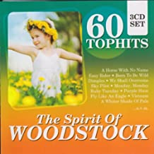 60 Top Hits : The Spirit of Woodstock [Import allemand]