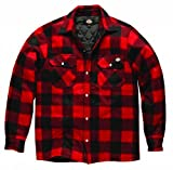 DICKIES Holzfällerhemd Thermohemd PORTLAND (M, rot/schwarz) für DICKIES Holzfällerhemd Thermohemd PORTLAND (M, rot/schwarz)