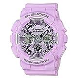 Casio G-Shock By Women's S Series GMAS120DP-6A Watch Purple