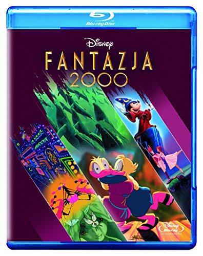 Preisvergleich Produktbild Fantasia / 2000 [Blu-Ray] [Region B] (IMPORT) (Keine deutsche Version)