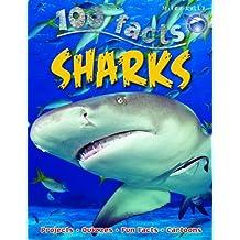 100 Facts Sharks (Sticker Book)