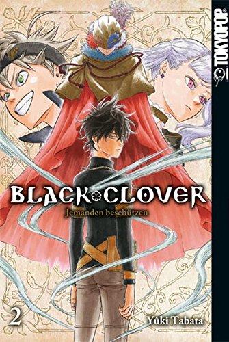 Black Clover 02: Jemanden beschützen Clover Band